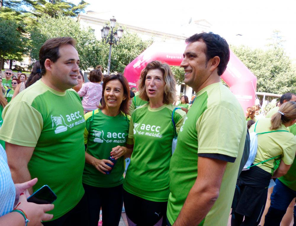 Núñez pide al Gobierno regional ayudas para las familias con niños enfermos de cáncer