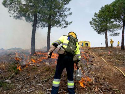 Prohibida la quema de rastrojos por el calor y falta de lluvia