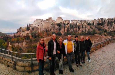 Cuenca se promociona en el mercado húngaro