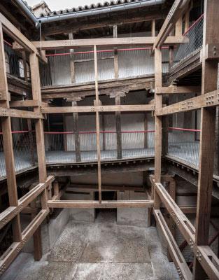 Una muestra sobre las obras arquitectónicas del Consorcio de Toledo