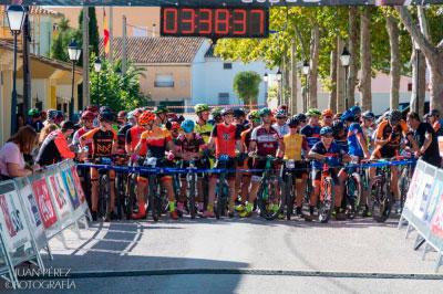 Casas de Benitez puso el punto y final al Circuito MTB Diputación de Cuenca