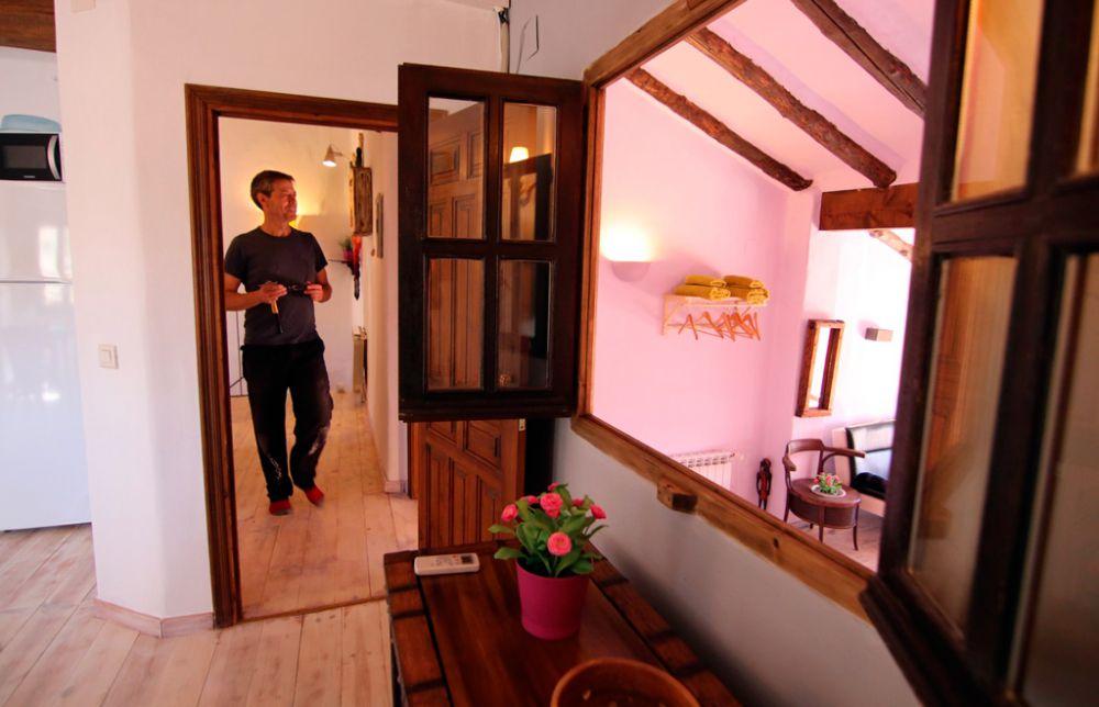 Un establecimiento de Zafra de Záncara, 'Estrella Michelin' del turismo rural