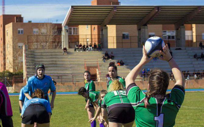 Formación online para el Rugby A Palos Femenino