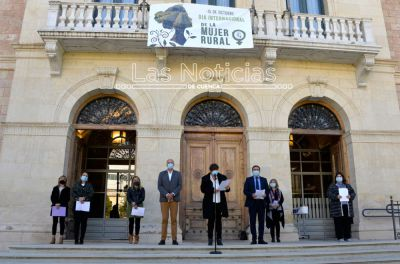 Cuenca rinde homenaje a las mujeres rurales