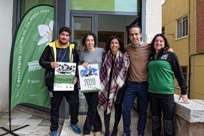 El Rugby A Palos dona 350 euros a la Asociación Española Contra el Cáncer
