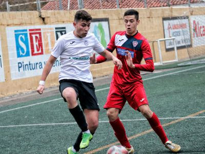 El Conquense de Iván Rubio comienza su andadura en Liga Nacional Juvenil