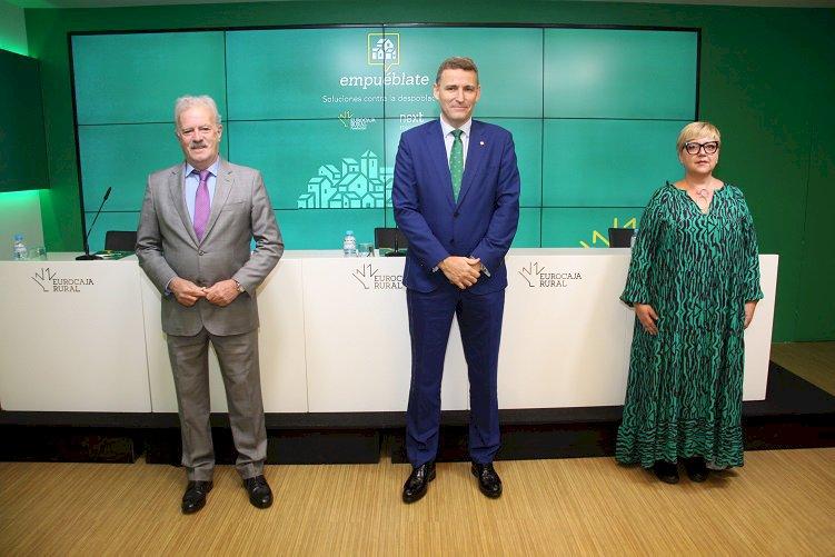 Eurocaja Rural busca soluciones a la despoblación con 'Empúeblate'