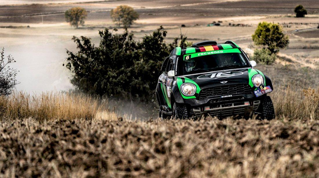 El Rallye TT de Cuenca calienta motores: 600 kilómetros de recorrido