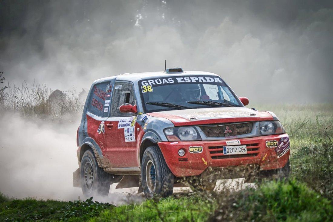 Triunfo de los pilotos conquenses en el Rally TT de Guadalajara