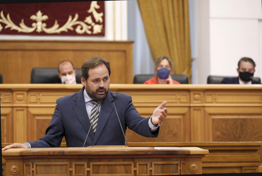 """Núñez propone a Page nuevo Estatuto """"al servicio de gente y no de políticos"""""""