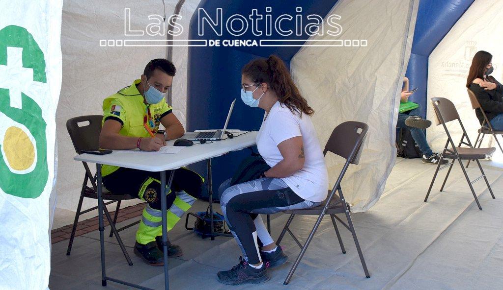 La vacunación llega este fin de semana al Centro Comercial 'El Mirador'