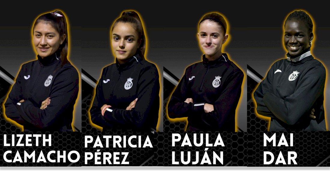 El Conquense femenino se refuerza con cuatro nuevas jugadoras