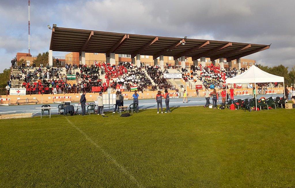 Los atletas conquenses completan el Campeonato de España Sub-16