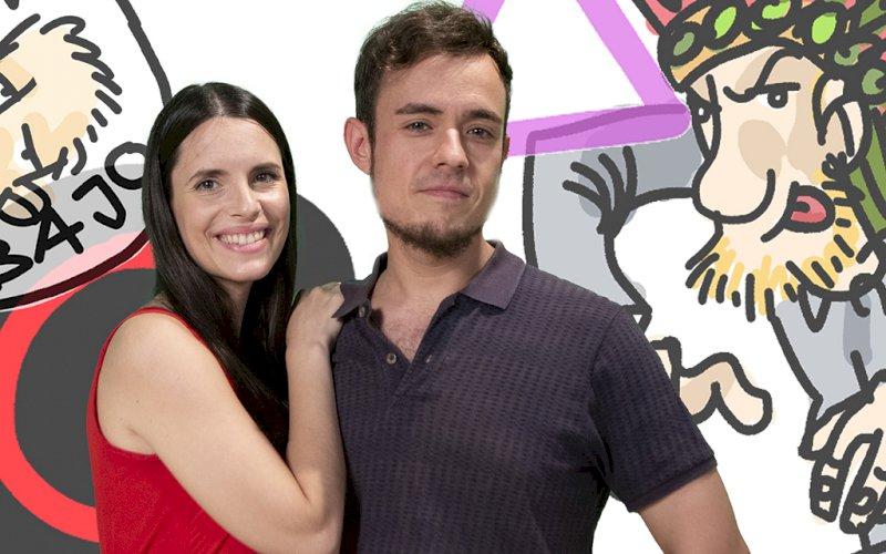 Entre el reparto de este cortol, se encuentran los actores Cristina Esteban y Pablo Ibáñez.