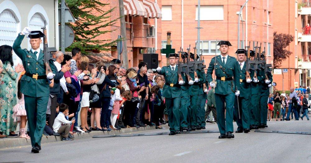 La Guardia Civil de Cuenca festejará a su patrona sin el tradicional desfile