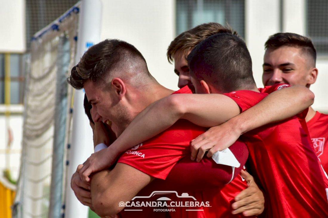 El San José solo logra el empate ante el Seseña a pesar de un primer buen tiempo (2-2)