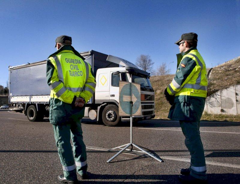La semana estará marcada por los controles en camiones y autobuses