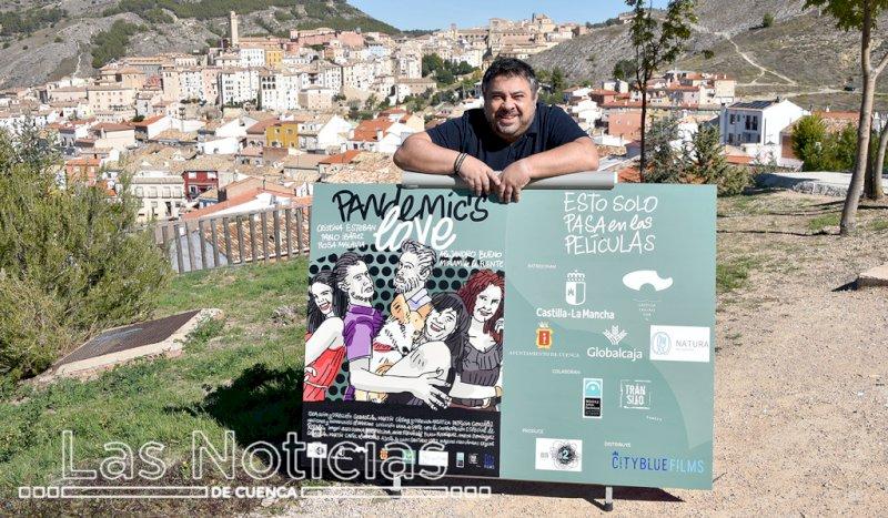 Sebastián Martín se estrena en la ficción con Pandemic´s Love