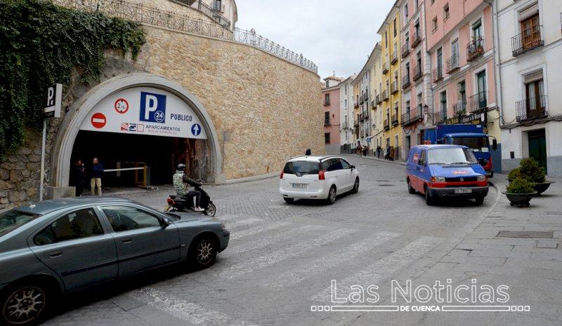 """El Ayuntamiento busca una """"solución integral"""" para controlar el acceso al Casco"""
