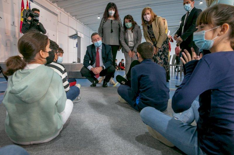 Castilla-La Mancha planteará quitar la mascarilla en interior tras la temporada de gripe