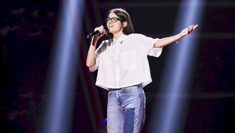 La cantautora conquense Paula Serrano consigue entrar en 'La Voz'