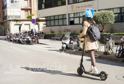 La ordenanza reguladora de vehículos de movilidad personal, a finales de año