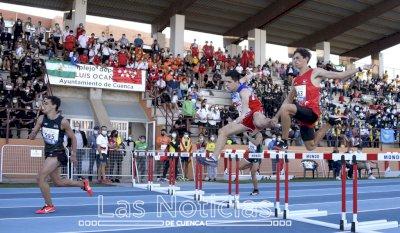 Tres medallas de atletas conquenses en el primer día del Campeonato de España Sub-16