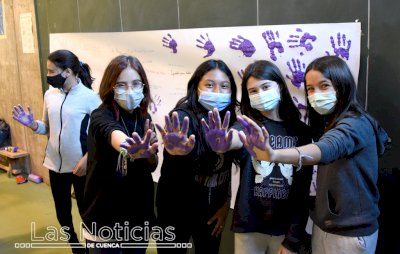 Cuenca visibiliza los derechos de las menores en el Día Internacional de la Niña