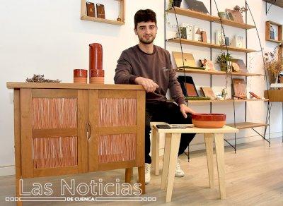 Los muebles artesanos 'made in Cuenca' que cuidan el planeta