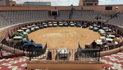 La V Concentración Nacional de Renault 7 atraviesa la provincia de Cuenca