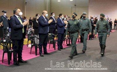 La Guardia Civil festeja a su Patrona con unos actos marcados por la Covid-19