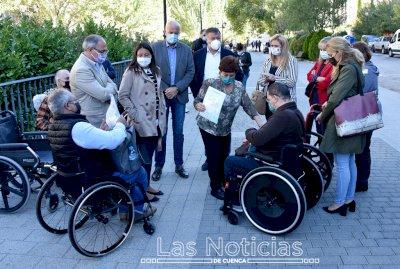 La Junta destinará 1,8 millones de euros a que las entidades locales mejoren su accesibilidad
