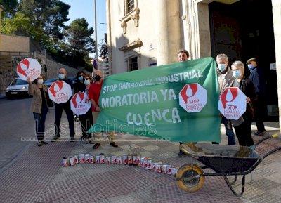 Pueblos Vivos exige una moratoria que paralice las macrogranjas