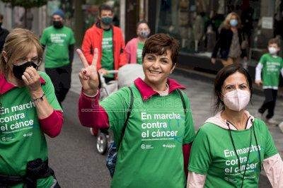 Cuenca se pone en marcha contra el cáncer