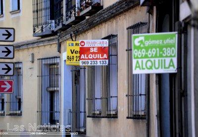 El bono joven vivienda pagaría más de medio alquiler en Castilla-La Mancha
