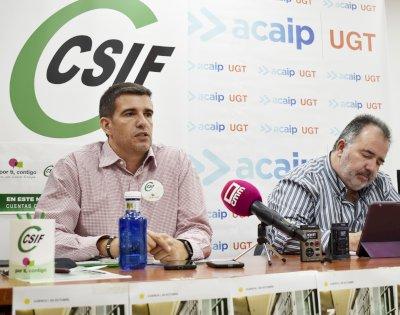 Sindicatos de prisiones se manifestarán este miércoles en Cuenca