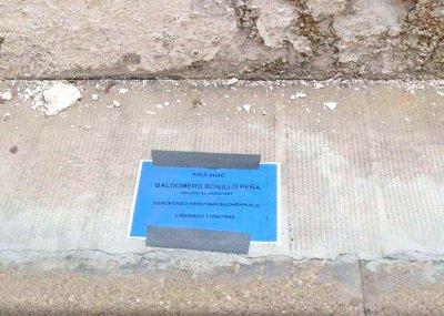 ARMH Cuenca pide poner placas en recuerdo de deportados a campos nazis