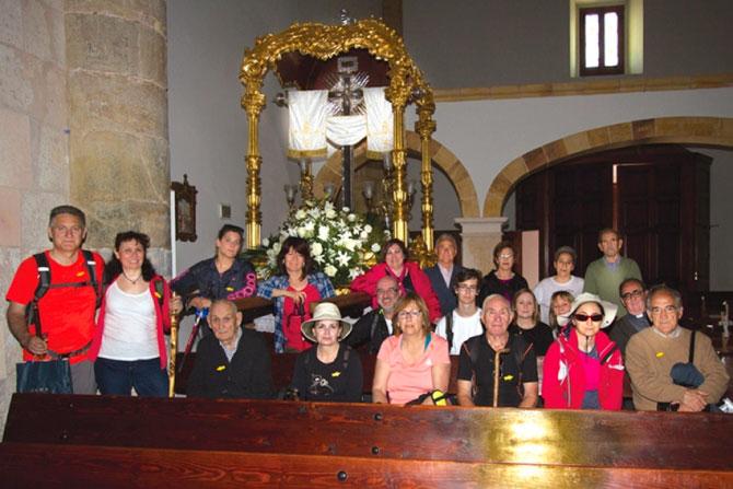 La Asociación de Amigos del Camino y la Santa Cruz construirá un albergue de peregrinos