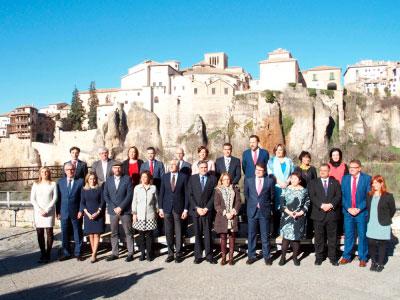 Cuenca acogerá la Asamblea de alcaldes del Grupo de Ciudades Patrimonio de la Humanidad