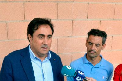 Mariscal se desdice y declara que las ayudas a clubes serán de 200.000 euros