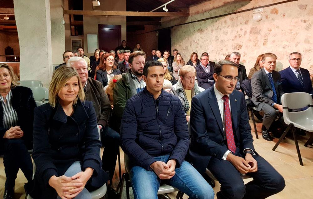 La Asociación de Empresarios de Mota del Cuervo entrega sus premios