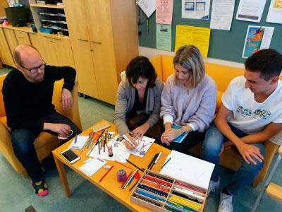 El CRA Fortún inaugura su nueva proyecto Erasmus+ en Finlandia