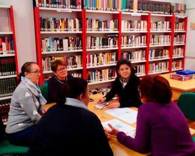 Villalba de la Sierra estrena club de lectura