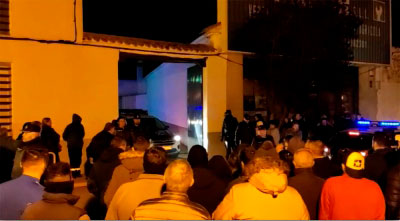 Pocas denuncias por robos en Casas de Benítez