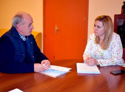 La Junta estudia promocionar las cuevas del vino de Villar y Velasco