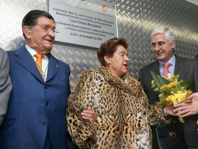 Fallece a los 100 años Justo Yúfera, fundador de Seur y mecenas de Cuenca