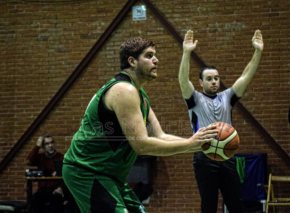 El Globalcaja CB Cuenca debuta con triunfo ajustado ante el EBA (68-69)
