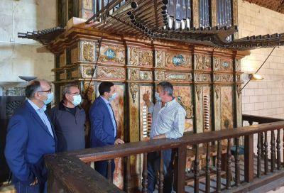 Diputación concede a Cardenete 40.000 euros para instalaciones deportivas