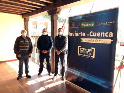 Beteta se suma al proyecto 'Invierte en Cuenca'