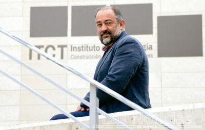 """Garde, candidato a rector de la UCLM: """"Es el momento de liderar el cambio"""""""